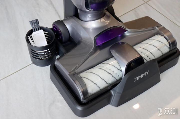 干湿皆可用,洗地更干净,快升级你的拖地工具_新浪众测