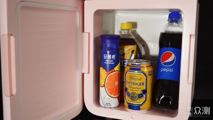 一手掌握你的夏日 - 倍思小冰屋学生冰箱_新浪众测