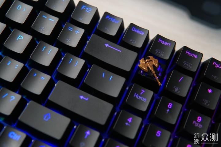 各自媒体大佬推崇的摩豹K1机械键盘,好在哪?_新浪众测