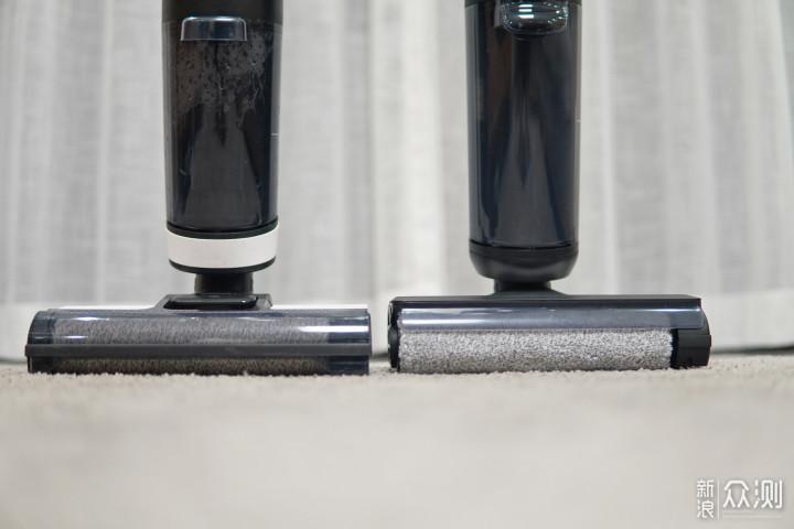 添可芙万2.0 无线智能洗地机升级了哪些功能?_新浪众测