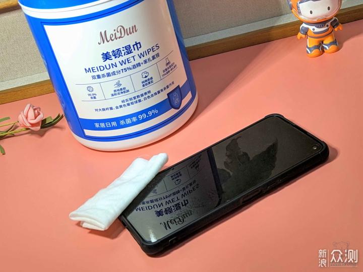 """美顿消毒湿纸巾,居家日用消毒""""全家桶""""_新浪众测"""