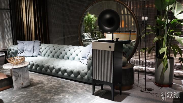 比起黑胶唱机,新一代留声机有什么优势?_新浪众测