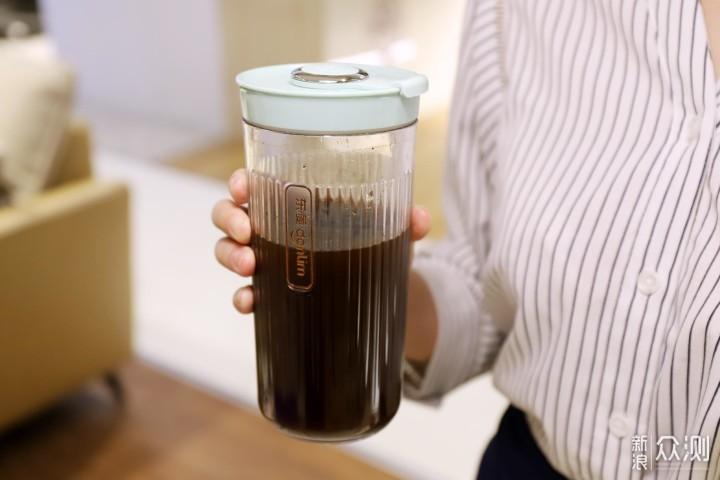 #618种草清单#用它10分钟即可做一杯冷萃咖啡_新浪众测