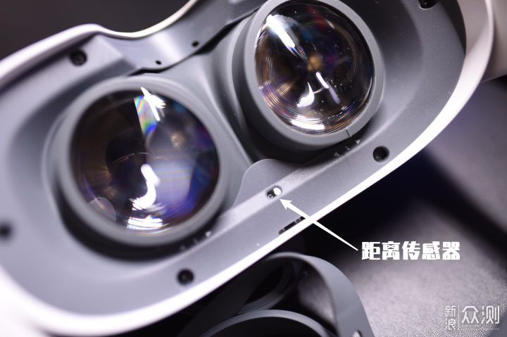 随身携带、Steam串流的Pico Neo 3 VR眼镜评测_新浪众测