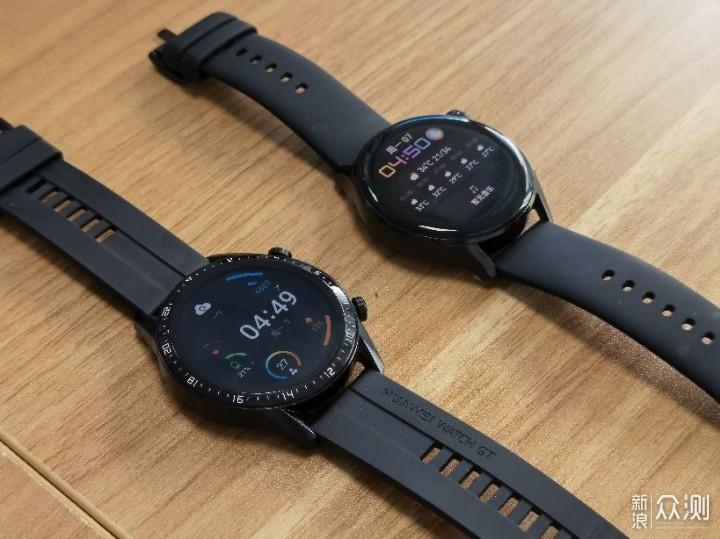 华为Watch 3还是华为手表GT2?看完你就明白_新浪众测