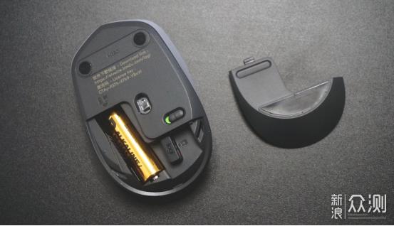 百度语音黑科技加持,罗技VOICE M380语音鼠标_新浪众测