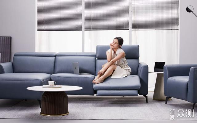 历经3次装修,终于选择了8H Master智能沙发_新浪众测