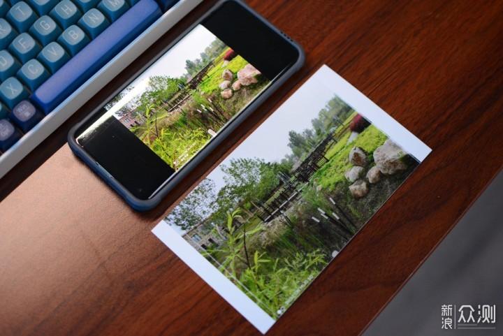 能打印视频的超迷你打印机:汉印照片打印机_新浪众测