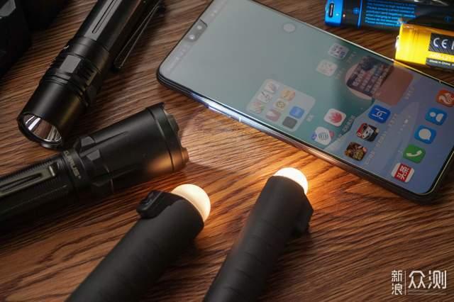 手电or充电宝,东方芯愿小单体开启单锂输出_新浪众测