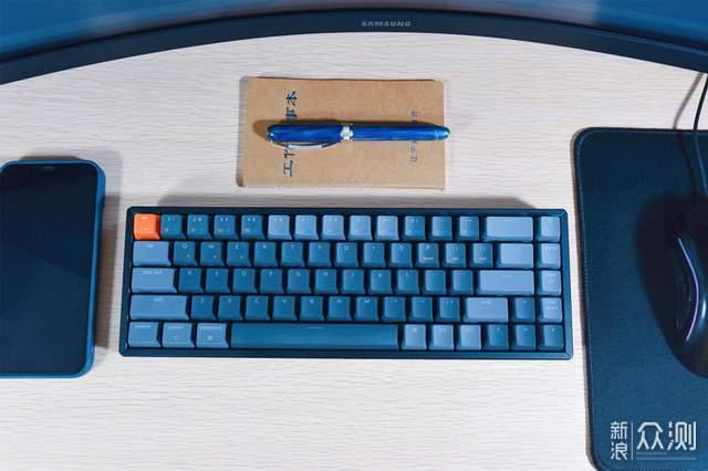 系统用不用MAC键盘用着舒服就好-Keychron K6_新浪众测