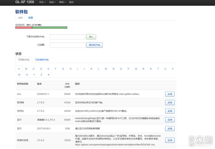 国产芯片值得期待,GL.iNet SF1200路由器测评_新浪众测