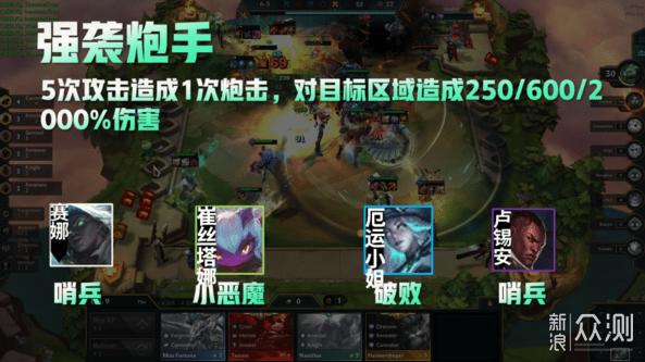 云顶之弈S5.5最新赛季最新英雄羁绊详细解析_新浪众测