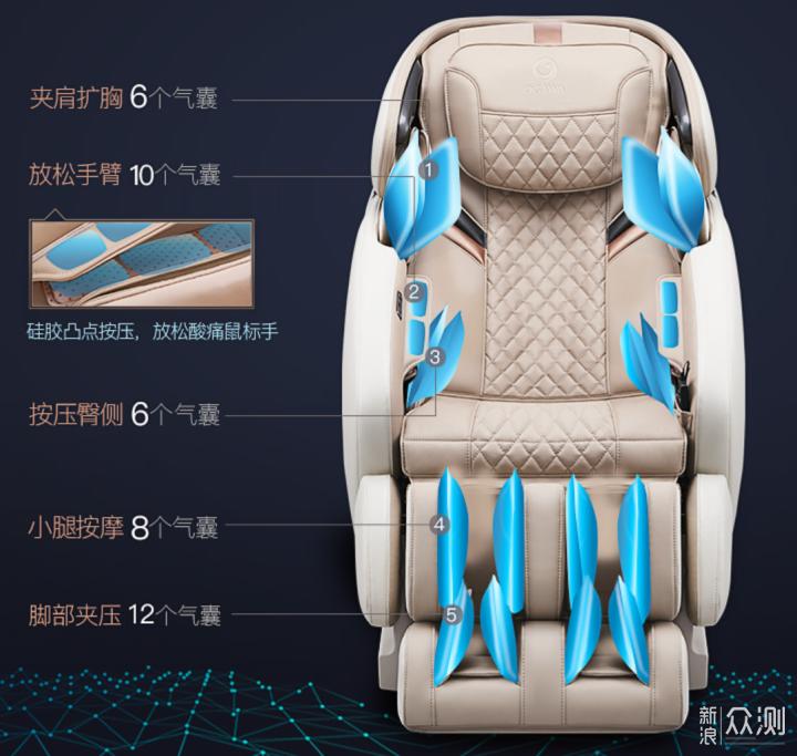深度按摩+泰式拉伸奥佳华7808C按摩椅使用体验_新浪众测