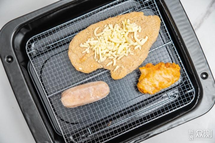 打破味蕾,烟熏料理新方式——一机多用烤箱_新浪众测