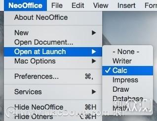 NeoOffice for Mac(mac办公套件)_新浪众测