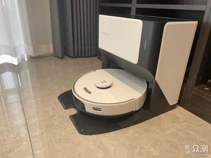 本人亲身带图测评:石头自清洁扫拖机器人G10_新浪众测