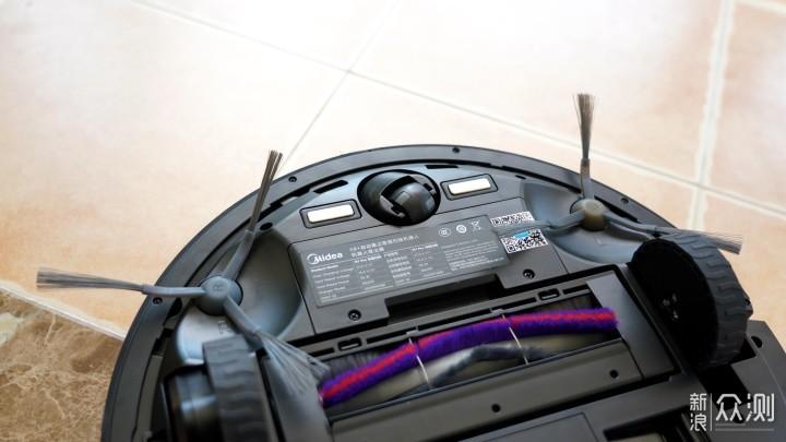 能扫会拖的集大成之作-美的S8+扫地机器人简评_新浪众测