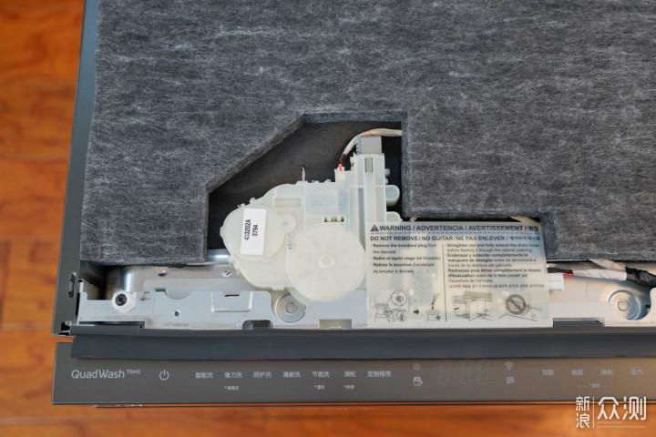 三层拉篮+卫星喷淋臂--进口LG 14套洗碗机评测_新浪众测