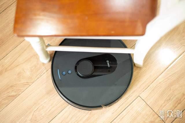 托管式除尘组合、360 S8 plus扫地机全面评测_新浪众测