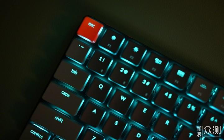 妙控靠边站,Mac新选择:Keychron键盘K3_新浪众测