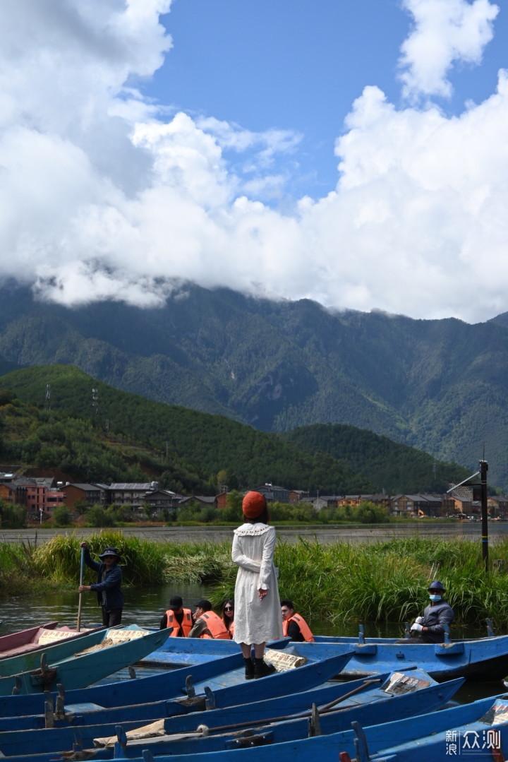 一湖跨两省,四川云南交界处的泸沽湖怎么玩_新浪众测