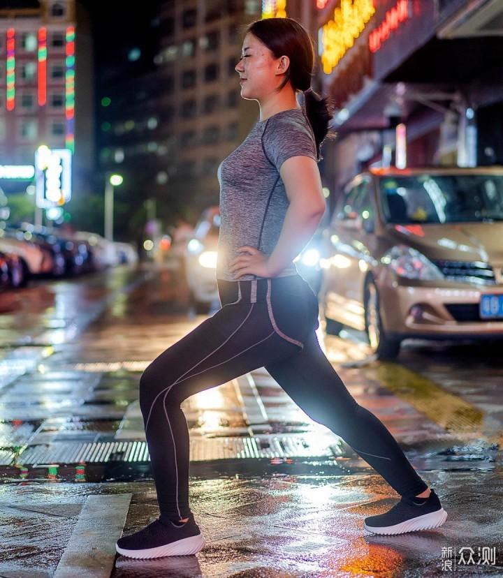 FREETIE 袜套健步鞋2体验:城市通勤健身必备_新浪众测