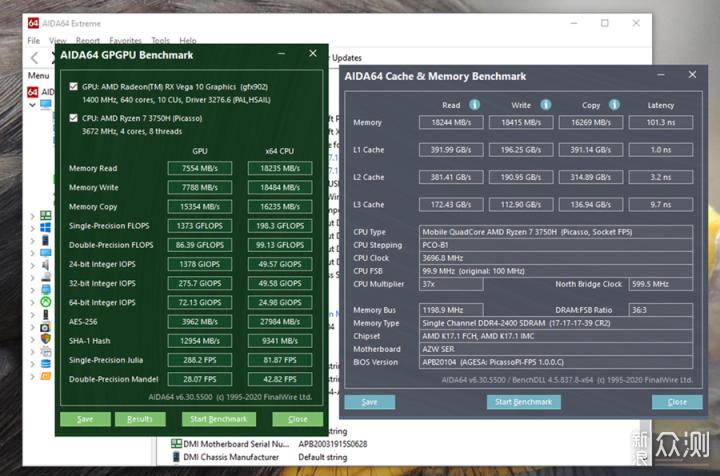 AMD Yes! 这是一台小而强悍的锐龙迷你主机_新浪众测