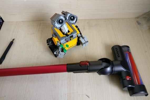 要告别原始的清扫工具吗?--小狗D531众测报告