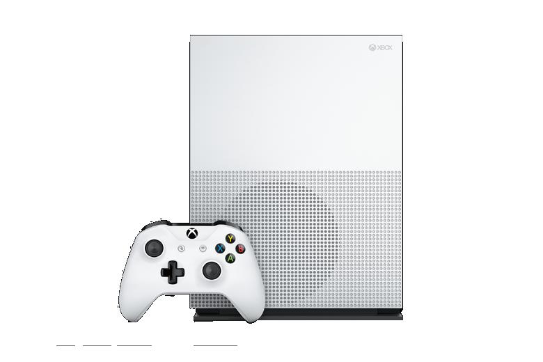 微软Xbox One S游戏机免费试用,评测