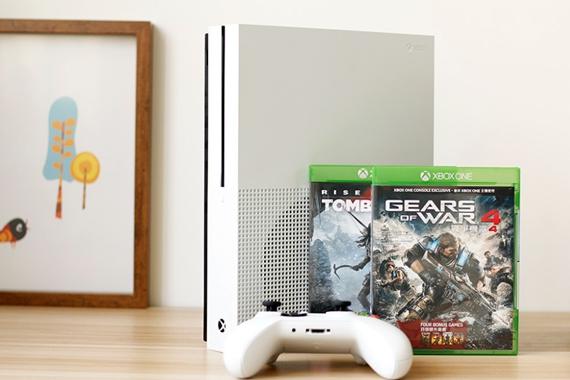 游戏让你更爱 Xbox One S 多一些