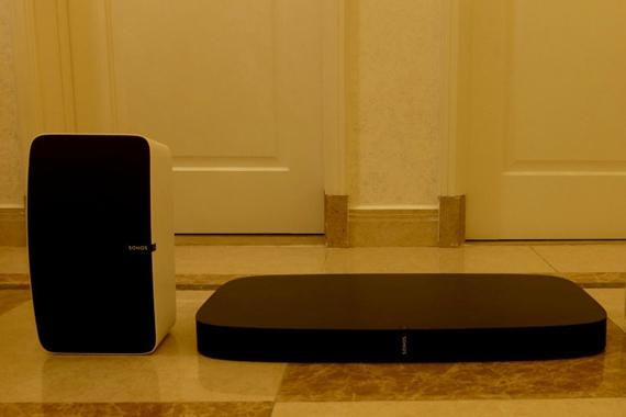 Sonos PLAYBASE,让影音更动人