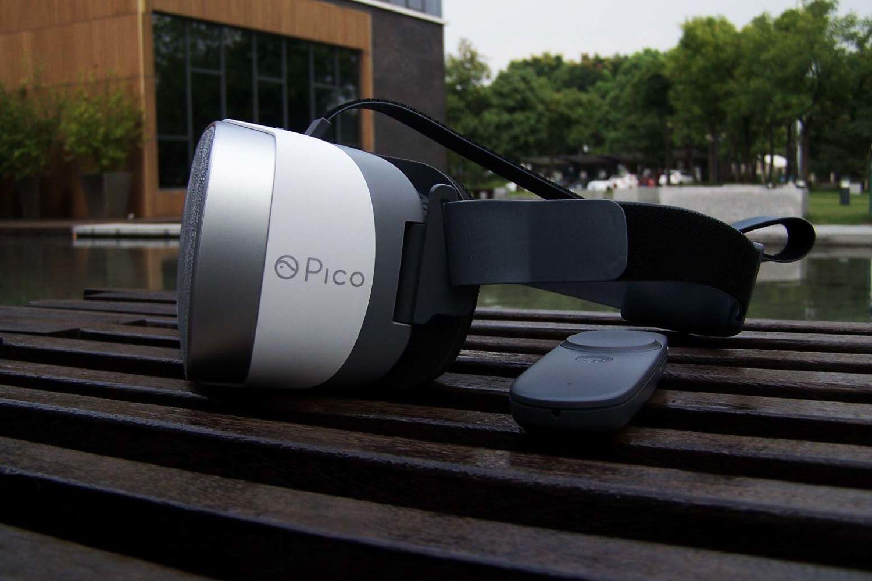 萌名呆价 大存强芯——Pico小怪兽VR一体机体验