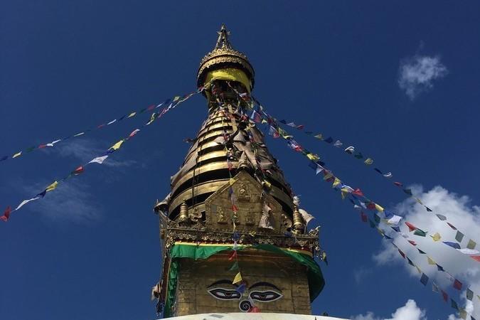 老司机带你直击尼泊尔最美的地方