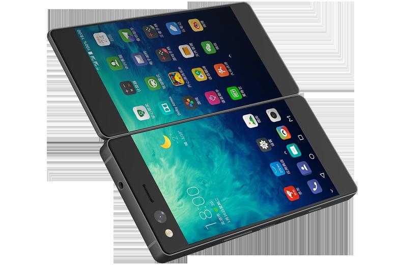中兴天机Axon M折叠智能手机免费试用,评测