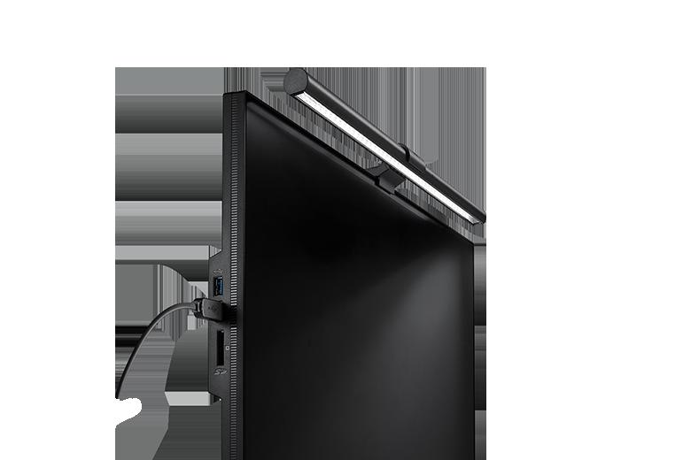 明基智能阅读屏幕挂灯免费试用,评测