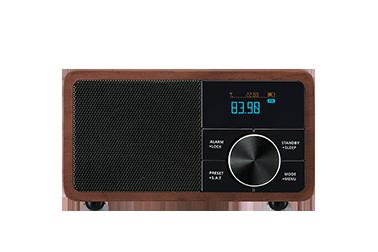 山进海顿数字收音机音箱免费试用,评测