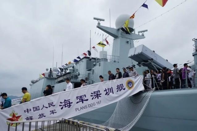 海军开放日 | 参观神州第一舰