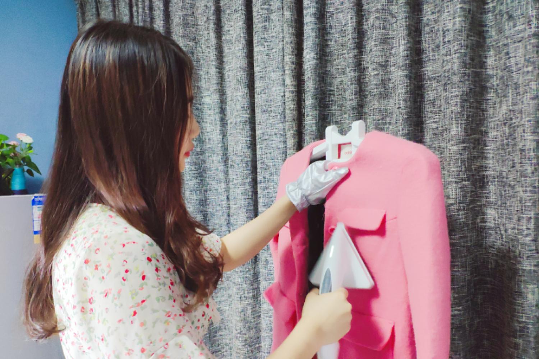 卓力挂烫机:焕新衣物,从此衣橱永远有新衣