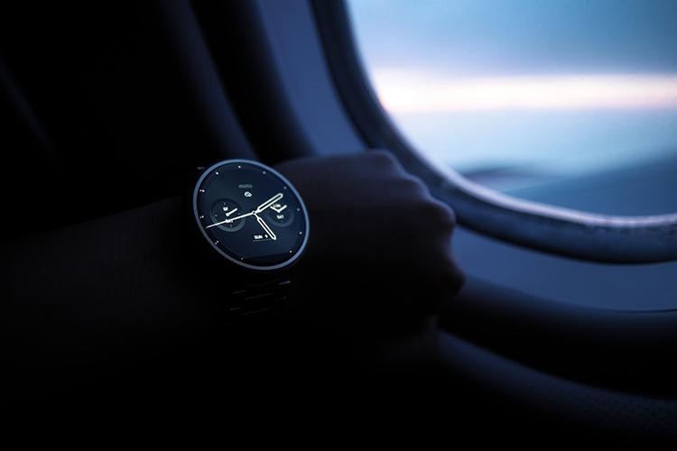 晒晒你的手环手表