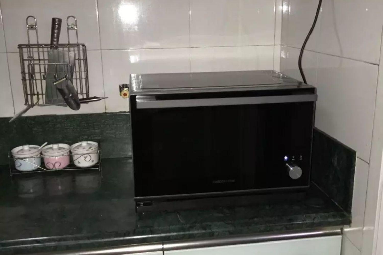 凯度Q7台式蒸烤箱测评,送给父母最暖心的礼物