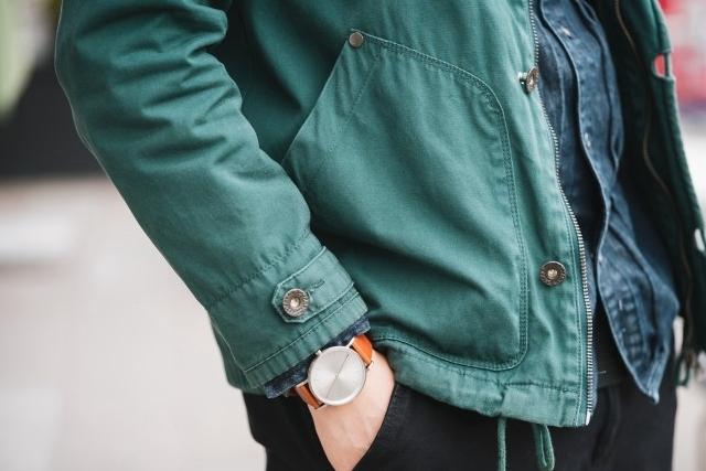 """最爱简约风,指南针""""一""""样的手表Simpl ONE"""