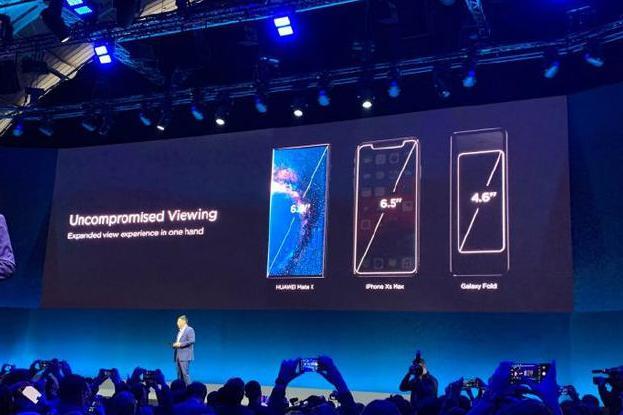 华为首款5G折叠屏幕手机售价公布:2299欧元