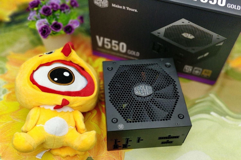 酷冷至尊V550GOLD电源,静音与散热的性能结合