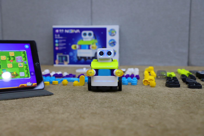 葡萄编程机器人:寓教于乐,启蒙编程