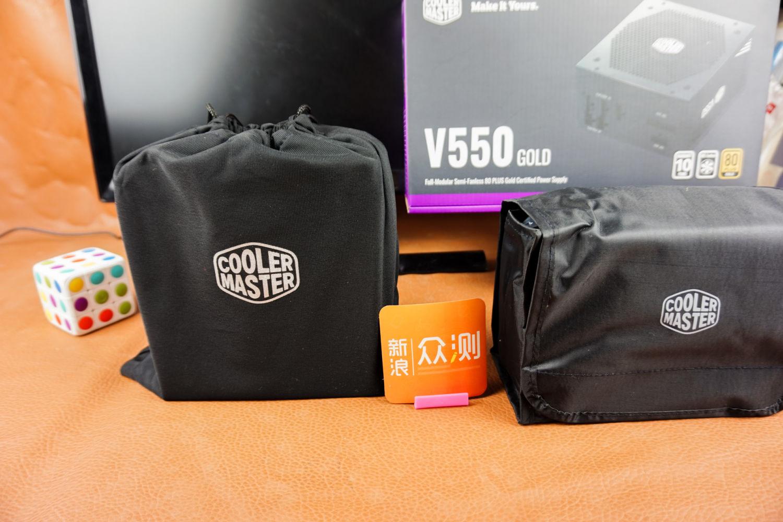 安静的电源——酷冷至尊V550GOLD金牌全模组