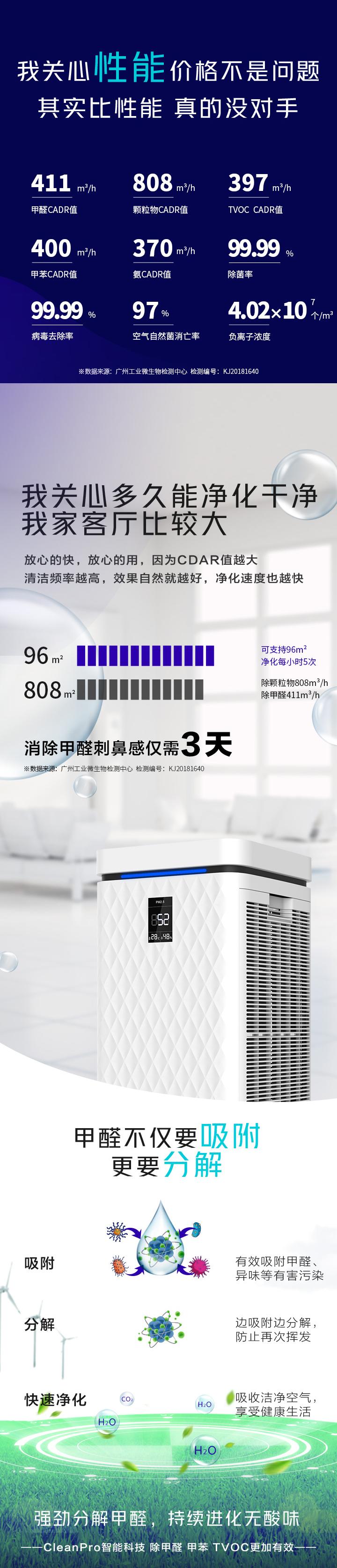 Survival森晨S80空气净化器免费试用,评测