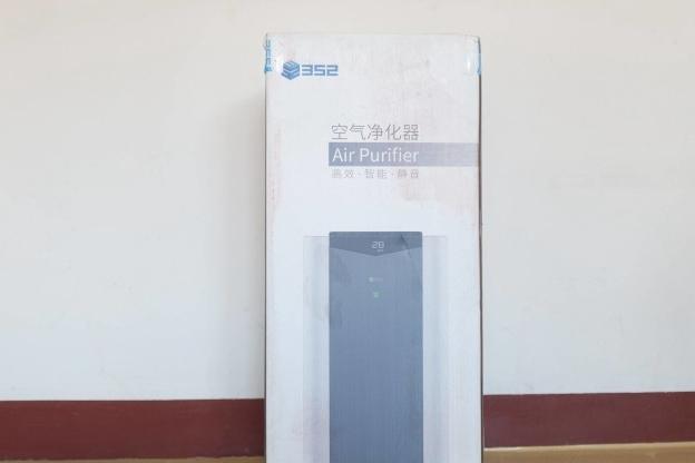室内空气的解决方案:352 X60空气净化器体验