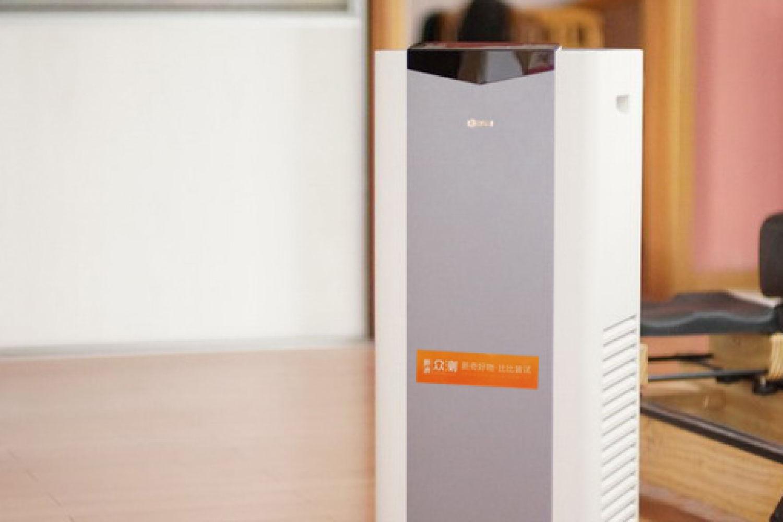 小身材也有大能量,352 X60空气净化器