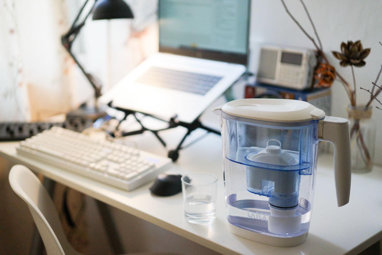 健康从饮水开始,莱卡直饮净水壶体验