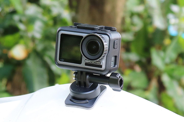 大疆首款运动相机体验,Osmo Action不简单